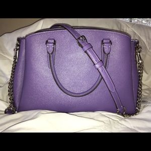 Coach Bags - Coach Medium Sage Carryall Light Purple